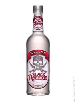 Black Roberts Silver Rum 1.75l