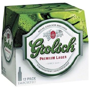 Grolsch 12pk Bottles