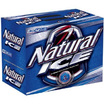 Natural Ice 30cans