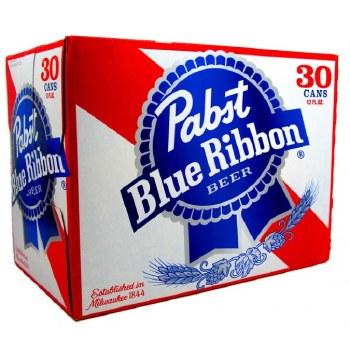 Pabst Beer 30pk