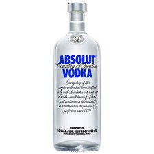 Absolut Vodka Limited 750ml
