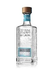 Altos Tequila Silver 750ml