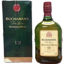 Buchanan's Scotch 12yr 750ml