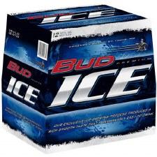 Bud Ice 12pk Nr