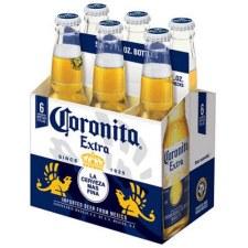 Corona Extra 7oz 6nr