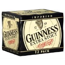 Guinness 12pk Bttle