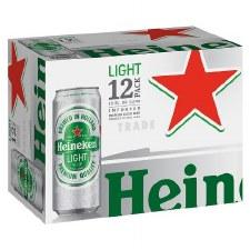 Hein Light 12pk Cans