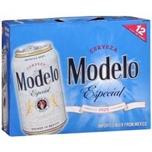 Modelo 12/12oz Cans