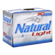 Natural Ice Lt 30pk