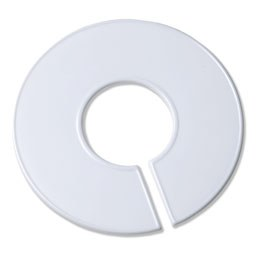 Closet Size Divider-White-Oblong