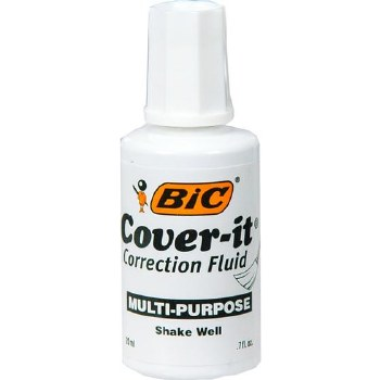 Cover-It Correction Fluid-Bic-20ml