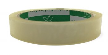 """Economy Tape-Clear-3/4""""-3"""" core x 50 yds"""