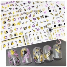 Large Sticker Sheet 0109-0120