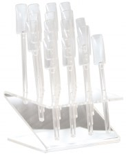 Nail Tip Plastic Display (18 Sticks/Set)