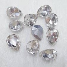 Diamond Stone Tear Drop 6X8-10 pcs/DA