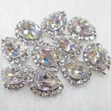 Ab Diamond Teardrop #1796/10da
