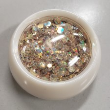 3d Fairy Glitter-champagne-03