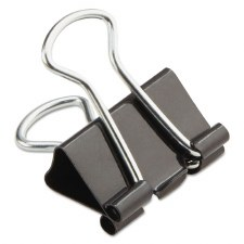 Binder Clip-Mini-1/2''