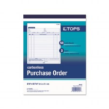 Purchase Order Book-3 part-8 1/2''x11''