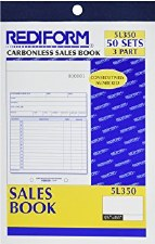 Sales Book-2 part-5 1/2''x 7 7/8''