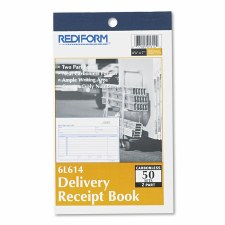 Delivery Receipt Book-2 part-4 1/4''x7''