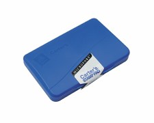 Carter's Foam Stamp Pad-Blue-2 3/4''x4 1/4''