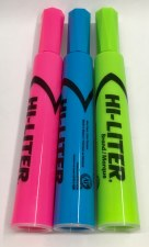 Hi-liter-fluorescent Yellow