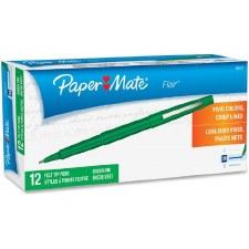 Marker (flair-medium)-green