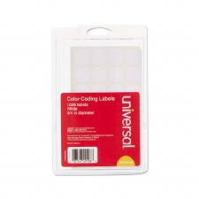 Coding Dot Label-white-3/4
