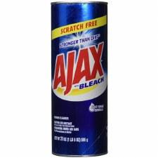 Ajax Cleanser Bleach-21 Oz