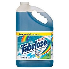 Fabuloso 04373 Ocean Cool Scent All Purpose Cleaner