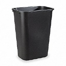 Rubbermaid Wastebasket-10 Gal