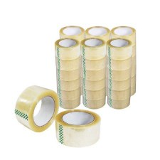 "Sealing Tape-Clear-2"" 36/roll x 100 yds"
