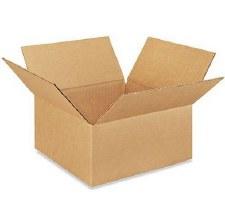 Shipping Box-9 X 9 X 4
