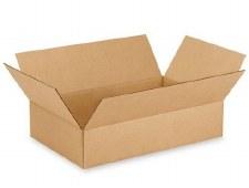 Shipping Box-19 X 12 X 3 1/2