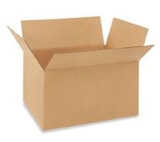 Shipping box-21 3/8 x 15 5/8 x 12 5/8