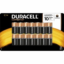 Batteries (duracell)-c-14 Ct