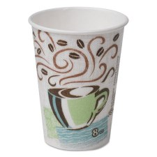 Dixie Paper Cup-8oz with print-1000/box