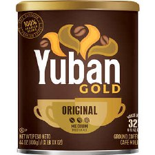 Premium Coffee Yuban Gold-44 oz