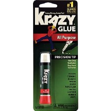 Krazy Glue Precision Tip-0.07oz/2g