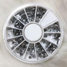 Acrylic Stone Wheel-Silver-01