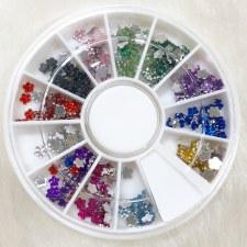 Acrylic Stone Wheel-flower-05
