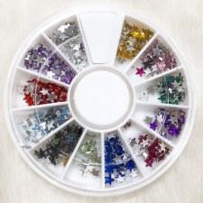 Acrylic Stone Wheel-star-06