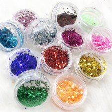 Glitter In Box-sml Hxg-12mx-jy