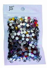 Acrylic Round Stones-Assorted Sizes Bag
