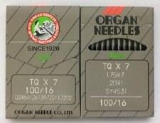 Button Sew Needle-organ-10bp