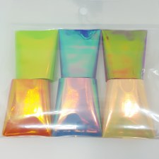 Candy Foil 6/pack