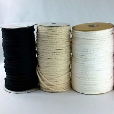 Cotton Draw Cord-Natural-64B-144 yds