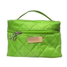 Dara Cosmetic Pouch Green