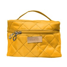 Dara Cosmetic Pouch Yellow